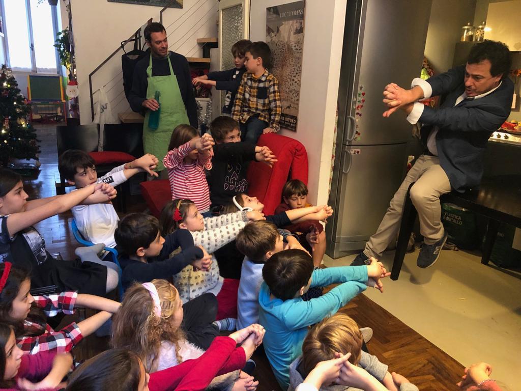 Mago - festa per bambini